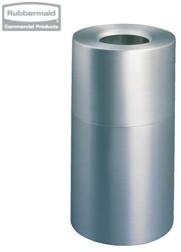 Kosz aluminiowy Atrium 132,5L