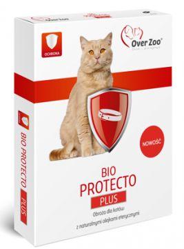 Over Zoo Bio Protecto Plus Obroża Kot 35 cm
