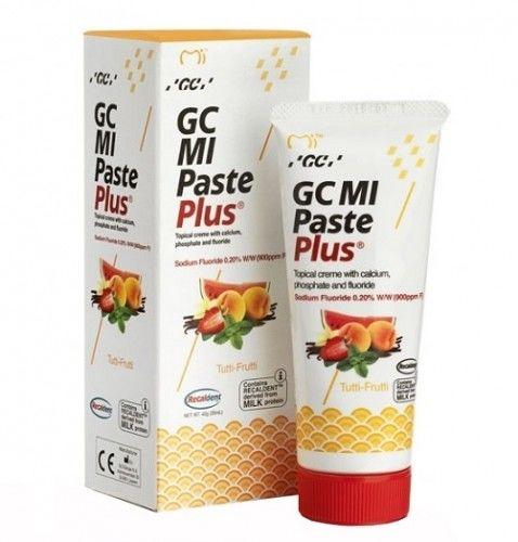 GC MI Paste Plus Tutti-Frutti - remineralizująca pasta ochronna do wrażliwych zębów 35 ml