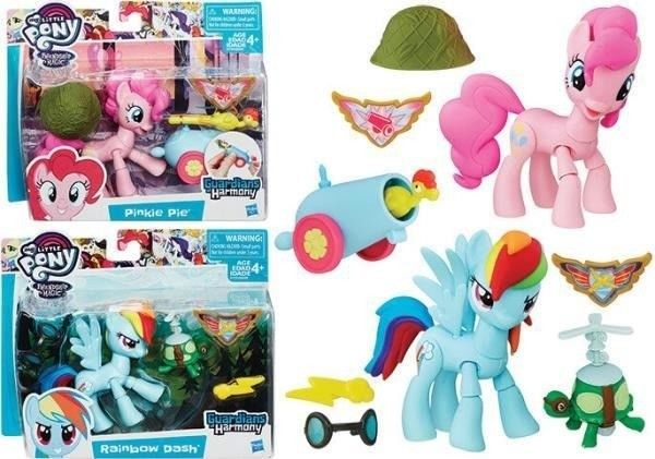 Hasbro My Little Pony Guardians of Harmony Figurka podstawowa B6008