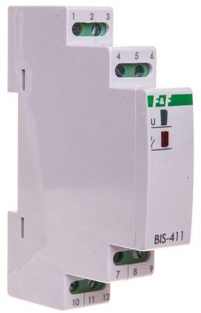 Przekaźnik impulsowy 8A 24V AC/DC 2Z BIS-411-2Z-24V