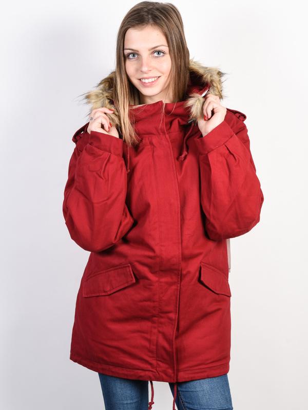 Billabong WESTWOOD CARDINAL kurtka zimowa kobiety