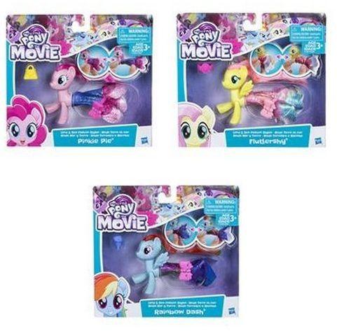 Hasbro My Little Pony - Kucykowa przemiana C0681