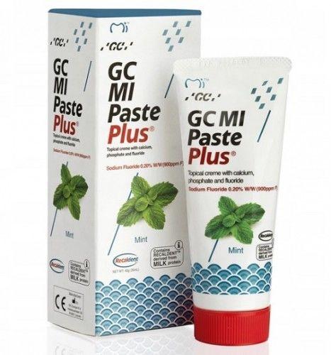 GC MI Paste Plus Mięta - remineralizująca pasta ochronna do wrażliwych zębów 35 ml