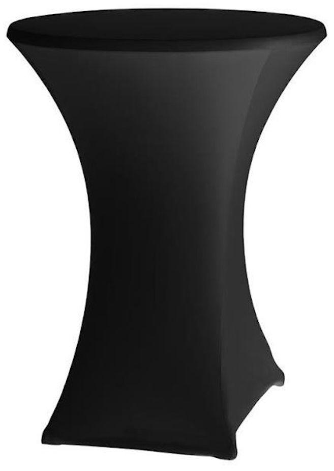 Pokrowiec na stół okrągły SYMPOSIUM czarny