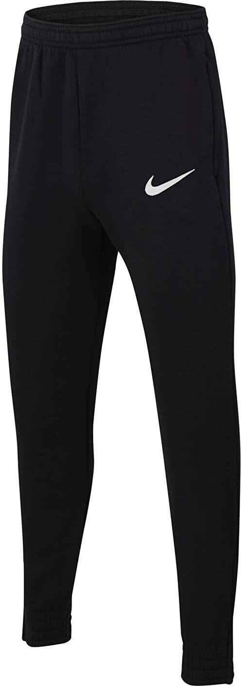 Nike Spodnie dresowe dla chłopców Park 20 Czarny/Biały/Biały M