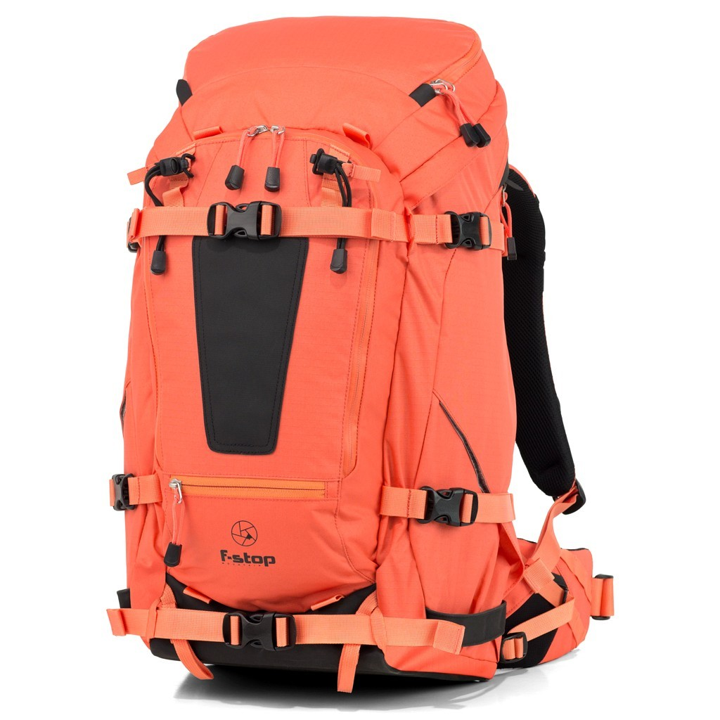 Plecak fotograficzny f-stop Tilopa 50L pomarańczowy