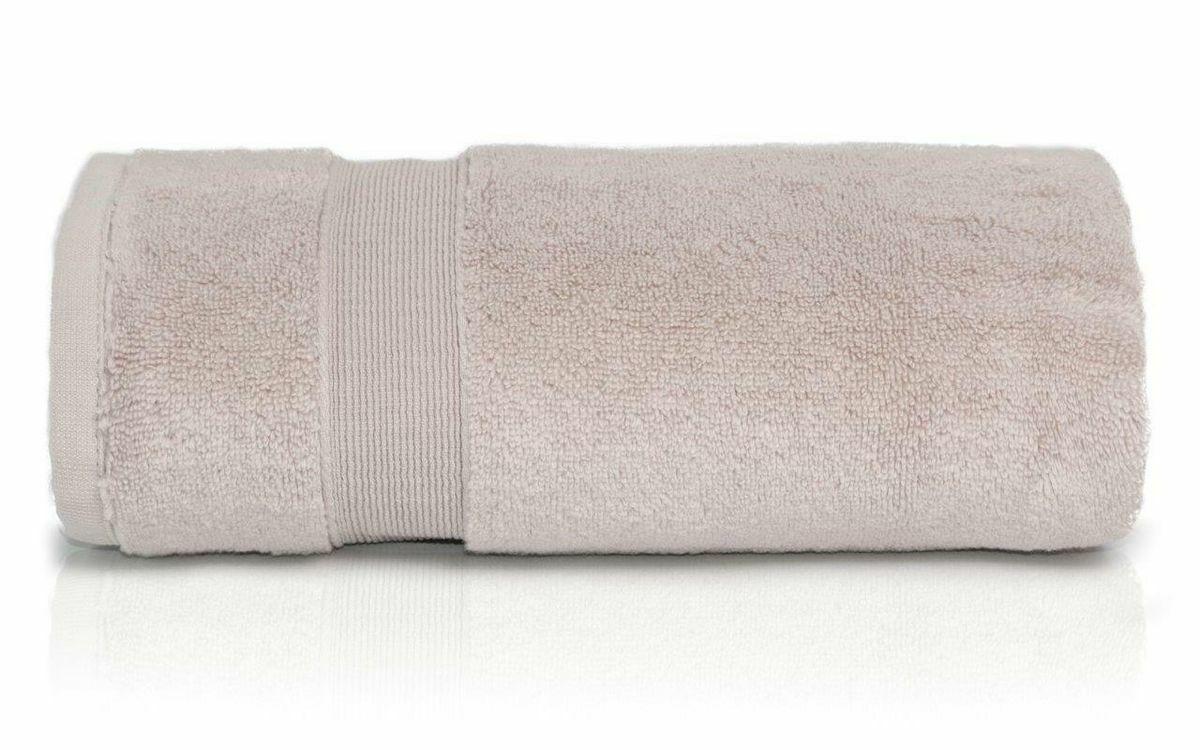 Ręcznik Rocco 50x90 beżowy frotte bawełniany 600g/m2