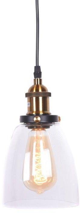 Lumina Deco Fabi W1 lampa wisząca zwis