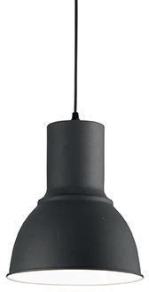 Lampa wisząca Breeze SP1 137681 Ideal Lux czarna oprawa w nowoczesnym stylu