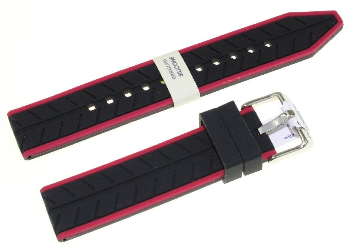 Silikonowy pasek do zegarka 20 mm Morellato A01X4985187882CR20