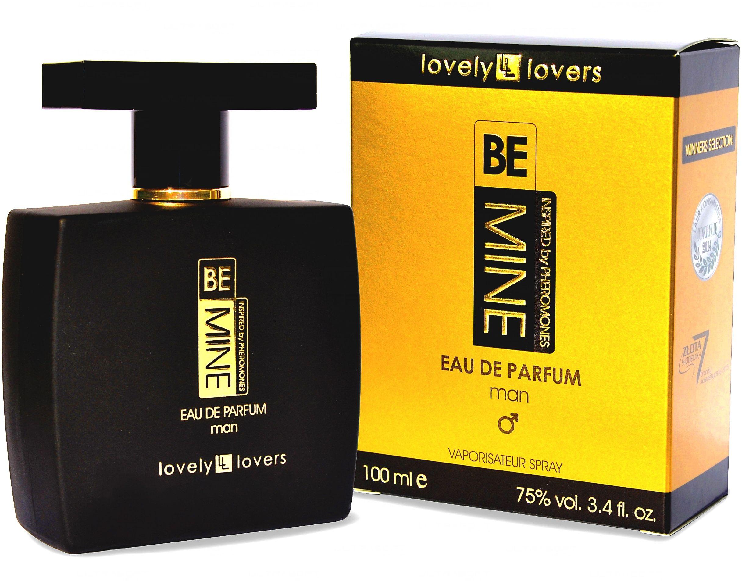 BeMine - męskie perfumy z feromonami 100ml