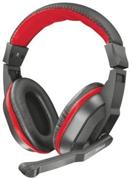 Słuchawki przewodowe TRUST Ziva 21953. AKCESORIA W ZESTAWIE DO 40%! ODBIÓR W 29 min! DARMOWA DOSTAWA DOGODNE RATY SPRAWDŹ!