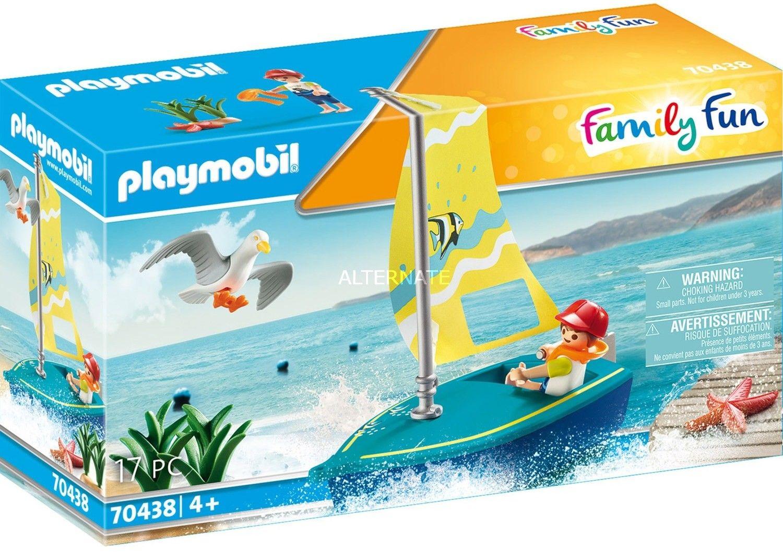 Playmobil - Żaglówka 70438