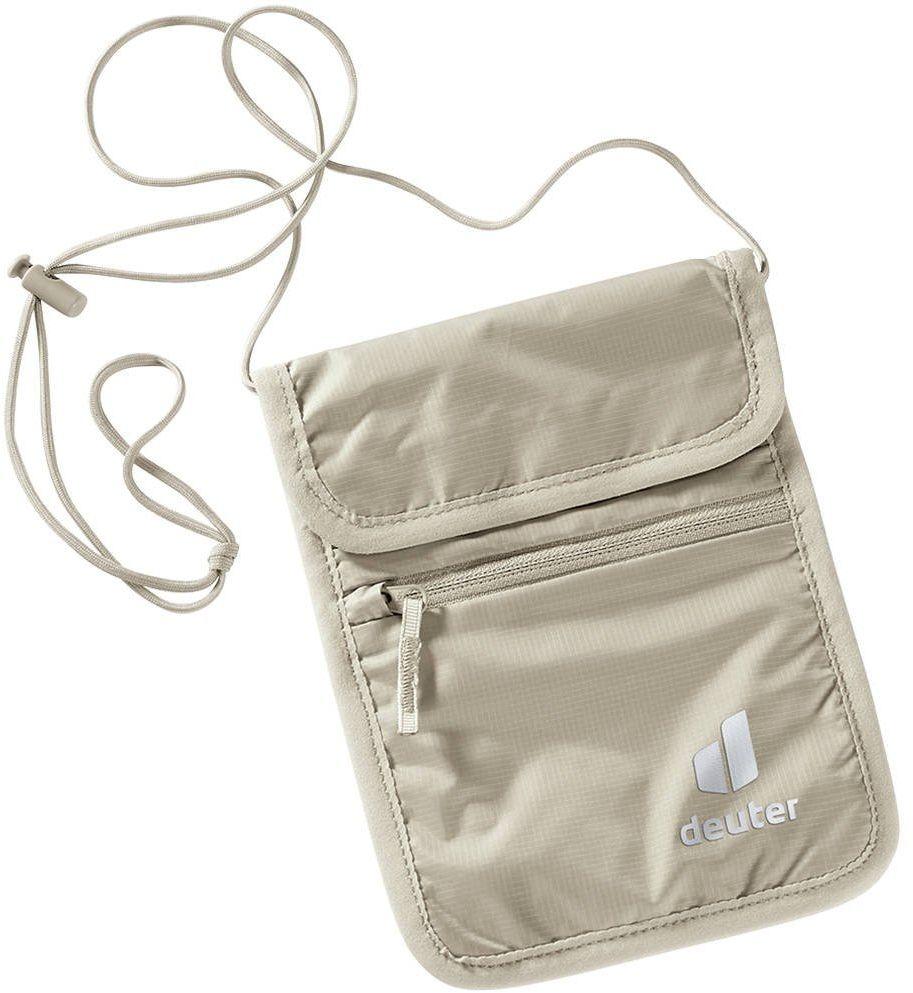 Saszetka portfel na szyję Deuter Security Wallet II - sand