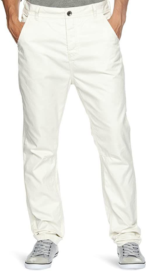 O''Neill Shaper''s Chino zwężane spodnie męskie Vaporous White W91 cm x dł. 81 cm