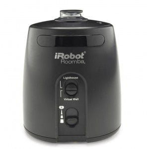 Wirtualna Latarnia iRobot Roomba (czarna)