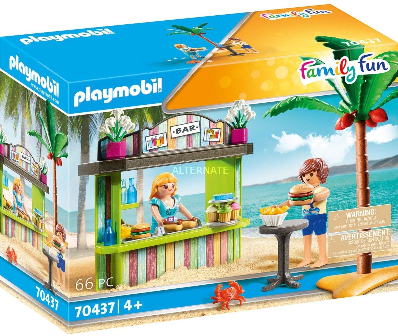 Playmobil - Bar na plaży 70437