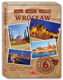 Czytaj, Oglądaj, Zwiedzaj. Wrocław ZAKŁADKA DO KSIĄŻEK GRATIS DO KAŻDEGO ZAMÓWIENIA