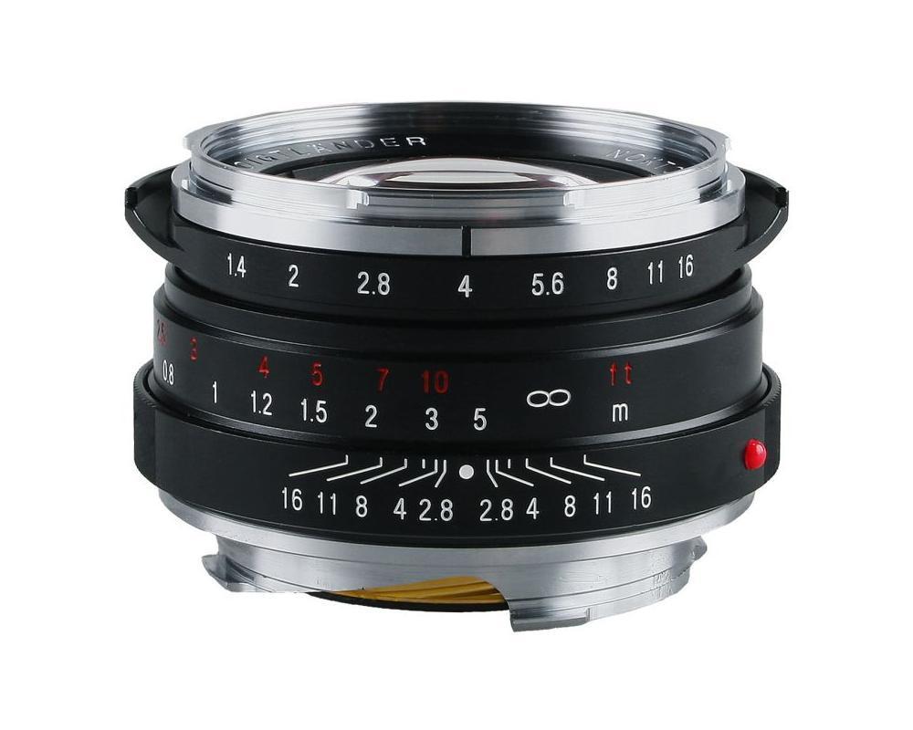 Voigtlander Nokton VM 40mm f/1.4 Classic MC - obiektyw stałoogniskowy do Leica M Voigtlander Nokton VM 40mm f/1.4