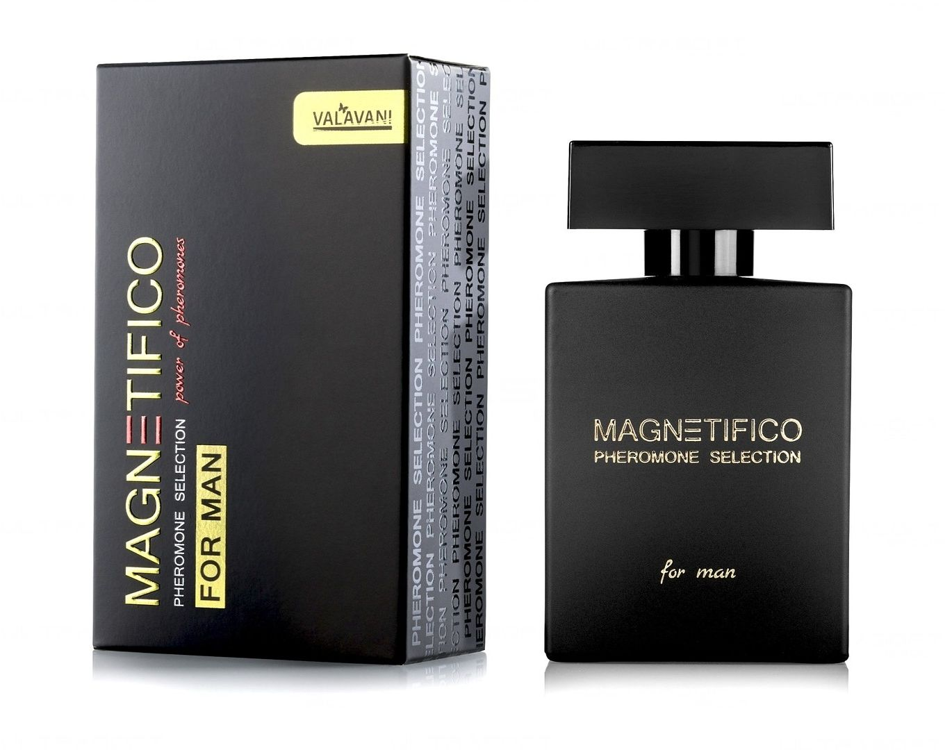 Magnetifico selection - męskie perfumy z feromonami