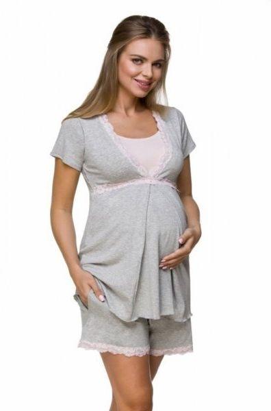 Piżama damska lupoline 3126