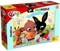 Puzzle Maxi Bing Atak sztuki! 24 - DANTE