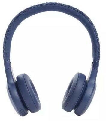 Słuchawki bezprzewodowe JBL Live 460NC Niebieski