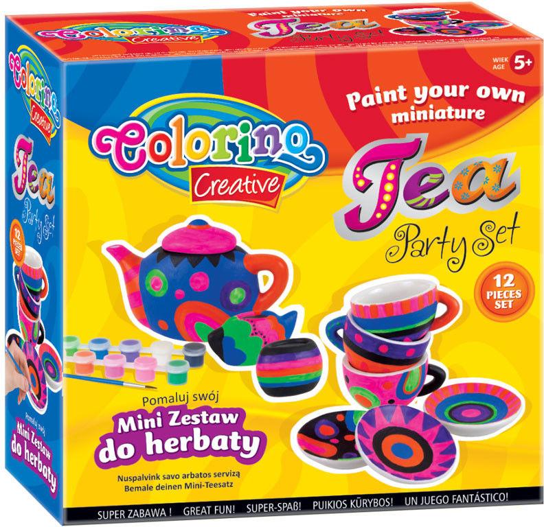 Colorino Creative - Zestaw do herbaty 34234