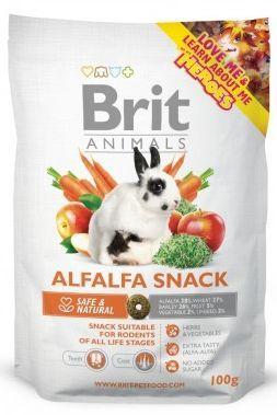 BRIT animals snack ALFALFA