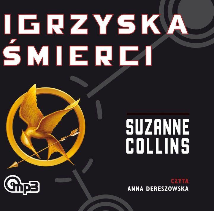 Igrzyska śmierci - Suzanne Collins - audiobook