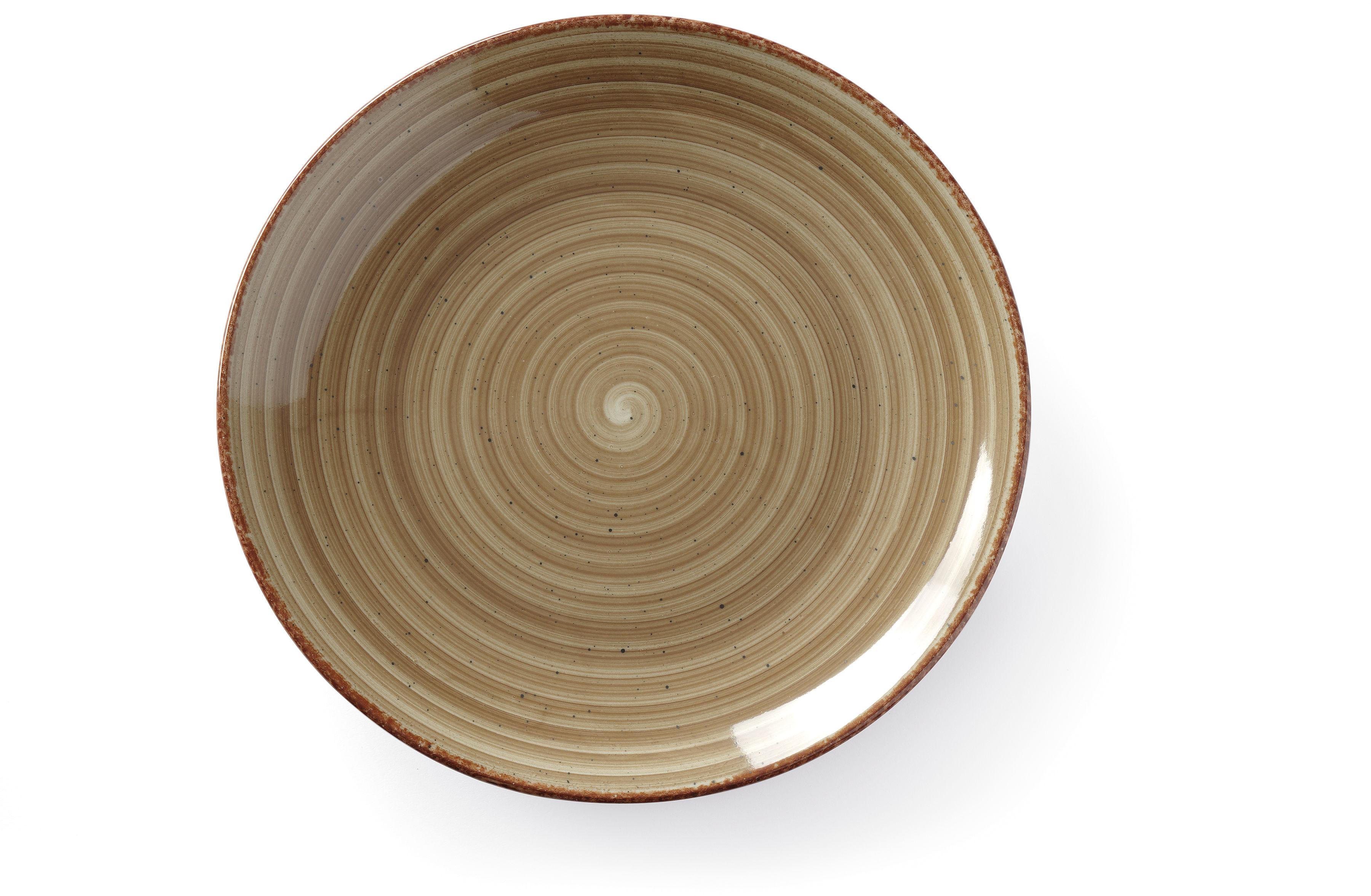 Talerz płytki Agat 270 mm porcelana Fine Dine 774557