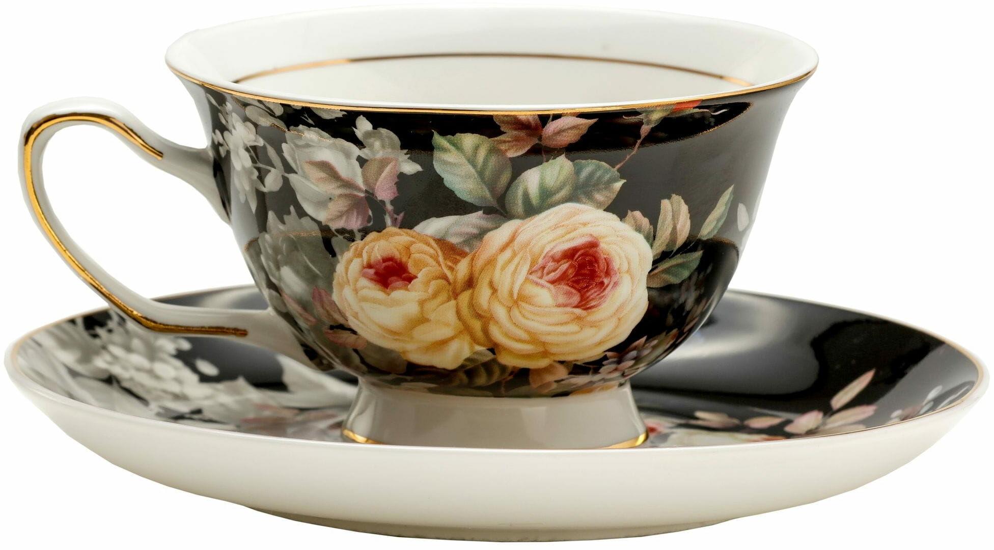 P4Y, filiżanka do herbaty 200ml ROSES, róże