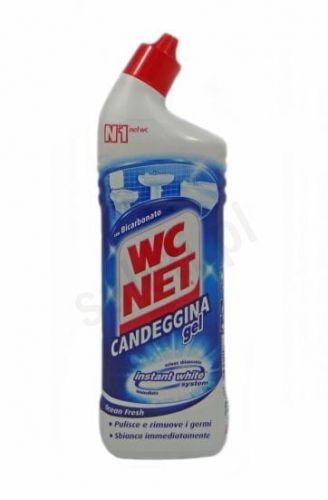 WC NET Świeżość Oceanu- wybielający żel do WC i armatury łazienkowej (700 ml)