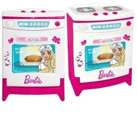Barbie - Piekarnik z dźwiękiem