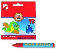 Koh i noor Wax Crayons Kredki Woskowe 12 kol