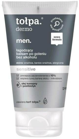 Tołpa Dermo Men balsam po goleniu Sensitive 100ml