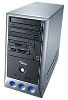 Fujitsu Scaleo Pi komputer stacjonarny (Intel Pentium D 805, 512 MB RAM, 160 GB HDD, DVD+-RW DL, NV 7300SE, SimpLiCo)