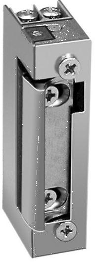 Elektrozaczep JiS serii 1700 model 1710 12 AC/DC