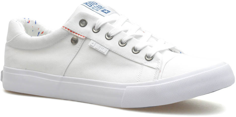 Trampki Big Star AA174097 Białe