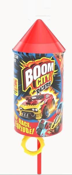 Boom City Racers Auto jednopak S1 - TM Toys