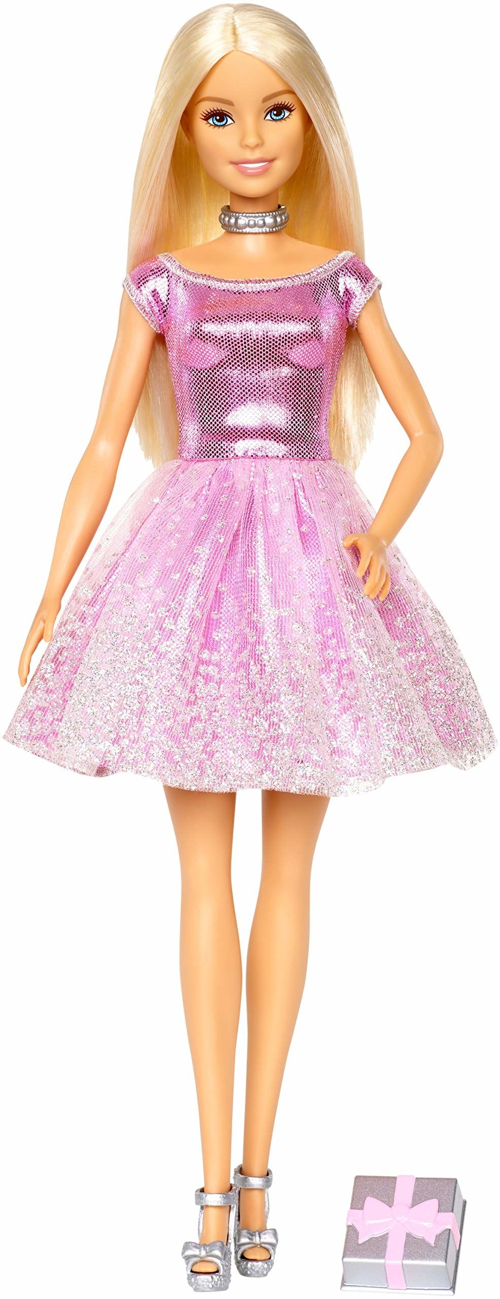 Barbie, Lalka Urodzinowa Prezent GDJ36