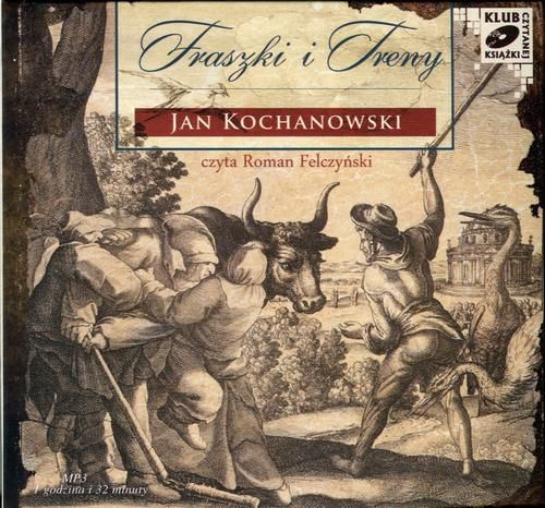 Fraszki i Treny - Janusz Kochanowski - audiobook