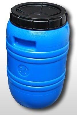 Beczka plastikowa 30l