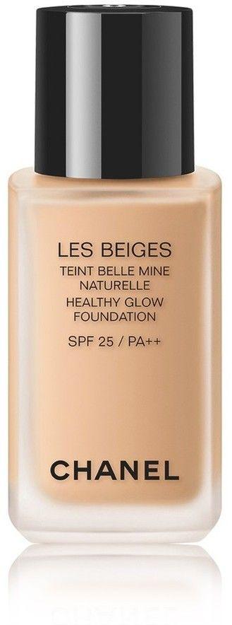 Chanel Les Beiges Teint Belle Mine Naturelle Fluid naturalny efekt zdrowego wyglądu 30ml nr 10