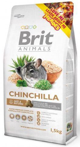BRIT animals CHINCHILA