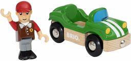 BRIO Świat - samochód sportowy
