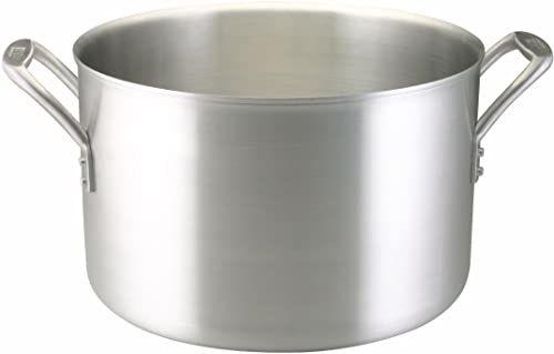 Meyer 14641 Commercialware garnek do gotowania, 40 cm, 32,1 l, stal nierdzewna