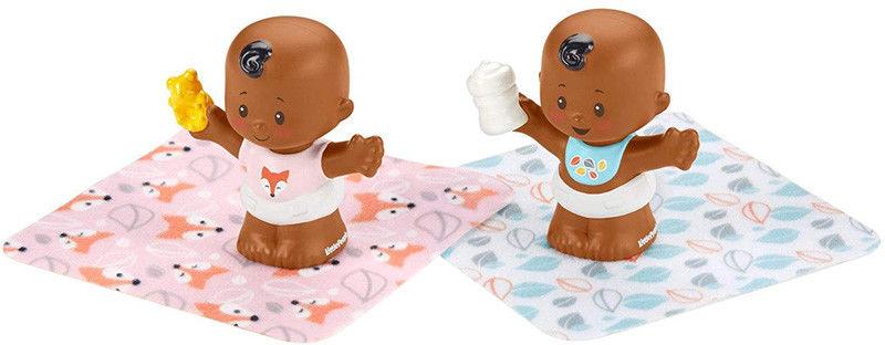 Fisher Price Little People - Bobas figurki bliźnięta GKP69
