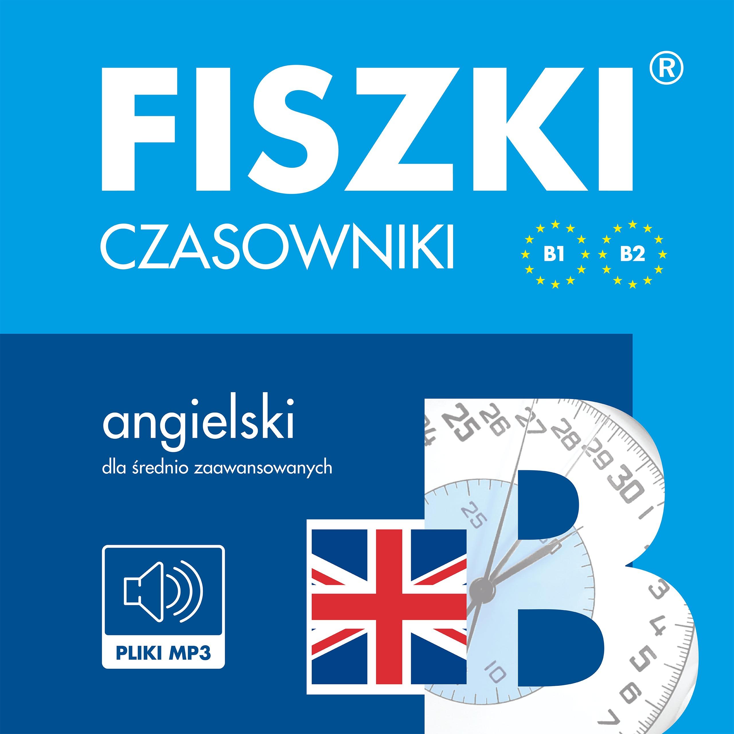 AUDIOBOOK - angielski - Czasowniki (B1-B2)